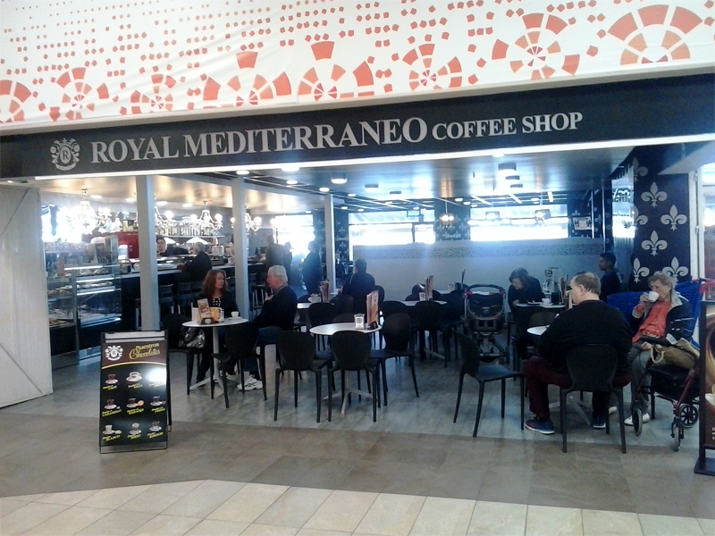 Royal Mediterraneo Coffee Shop